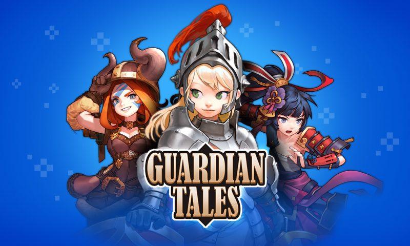 Guardian Tales เกมมือถือแนว RPG กำลังเปิดให้บริการสิ้นเดือนนี้