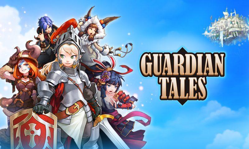 Guardian Tales เกมมือถือ Action RPG สุดน่ารักเปิดลงทะเบียนล่วงหน้า