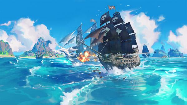 ลูฟี่หลบไป King of Seas เตรียมเปิดทะเลให้ชิงการเป็นราชาหนึ่งเดียว