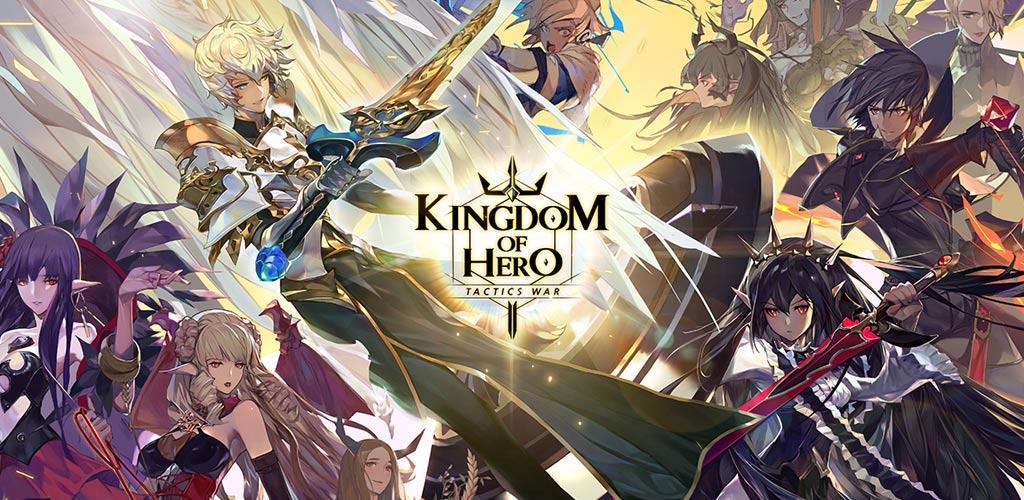 Kingdom of Hero Tactics War 1572020 1