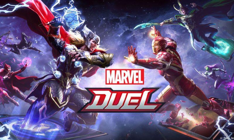 MARVEL Duel เกมการ์ดซูเปอร์ฮีโร่จากค่าย Marvel เปิดให้ลงทะเบียน