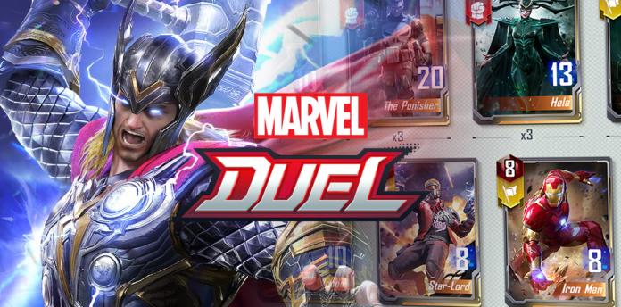 MARVEL Duel เกมการ์ดจักรวาล Marvel จะเปิดตัวในสัปดาห์นี้