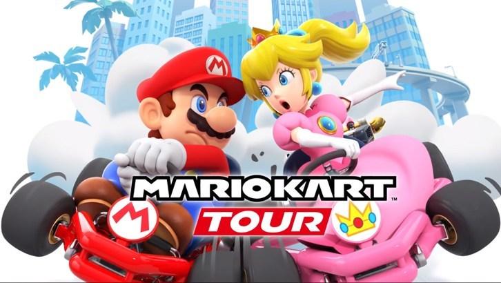 Mario Kart Tour ปู่รถซิ่งได้อัปเดตเล่นแนวนอนได้แล้ว