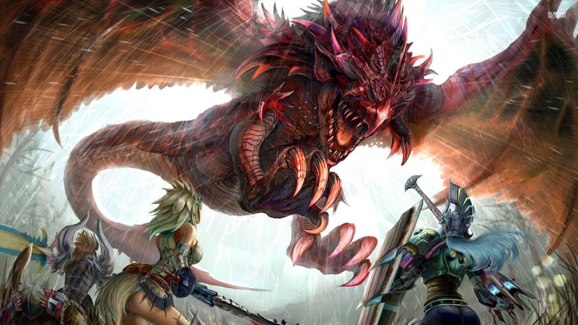 Monster Hunter 172020 2