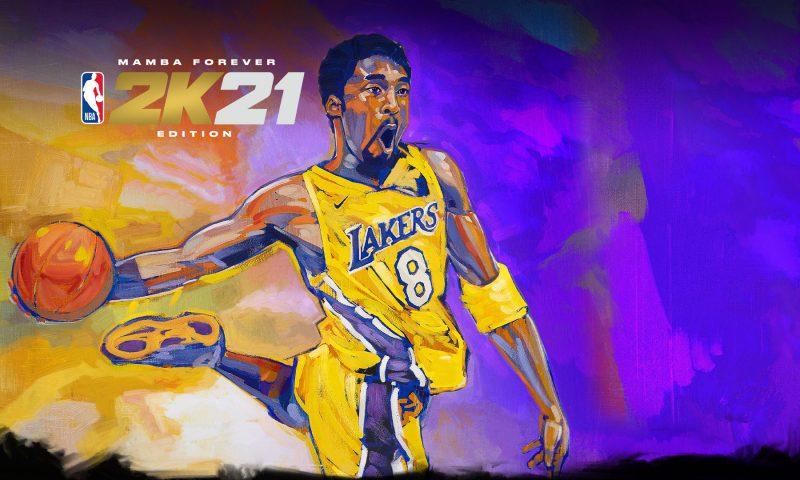 NBA 2K21 เผยภาพปกของเกมเพื่อมอบให้แก่ Kobe Bryant และ Zion Williamson