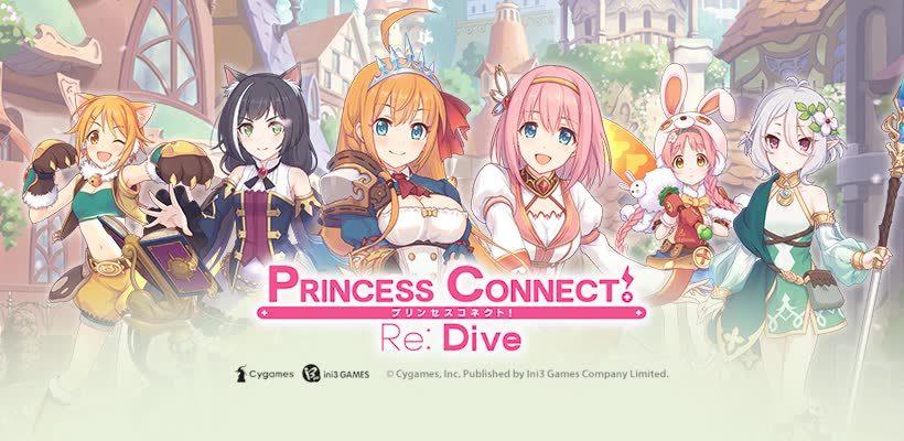 Princess Connect Re Dive 2272020