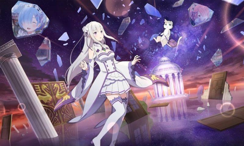 Re: Zero Lost in Memories เผยตัวอย่าง Gameplay ตัวละคร