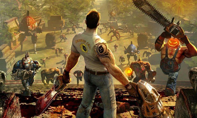 Serious Sam 4 ปล่อยตัวอย่าง Gameplay ให้ชมกันแล้ว