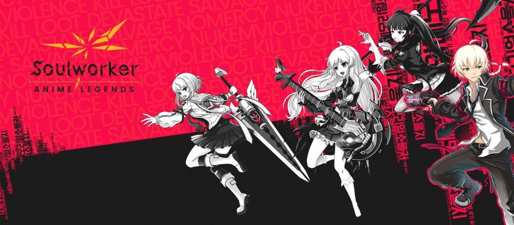 SoulWorker Anime Legends 250763
