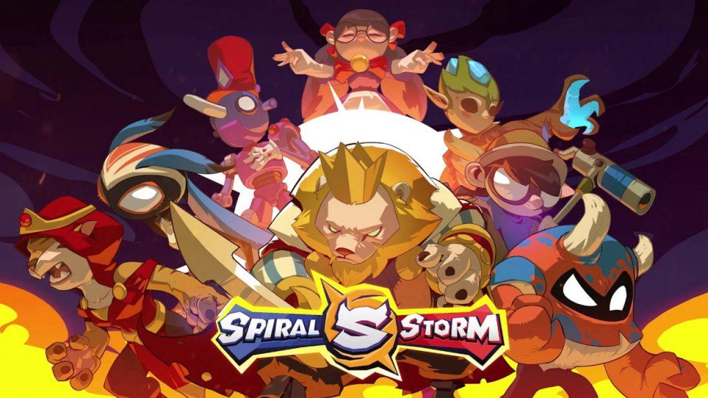 Spiral Storm 040763