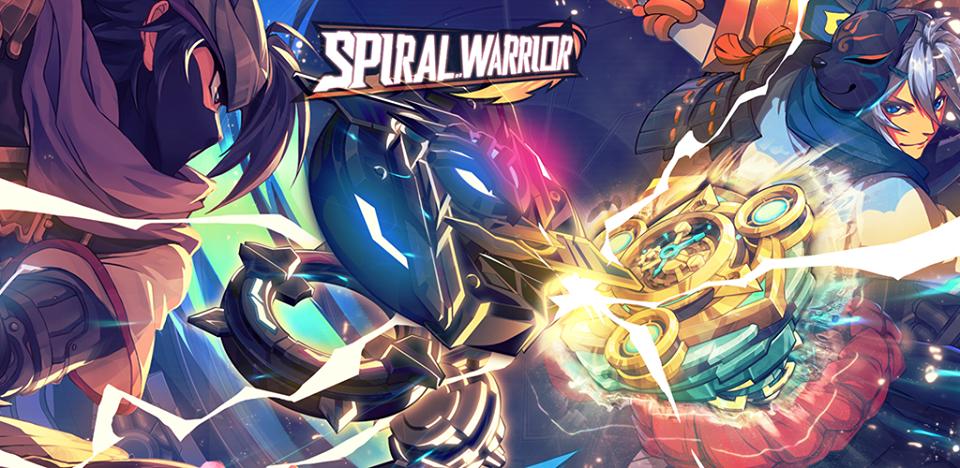 Spiral Warrior 2072020