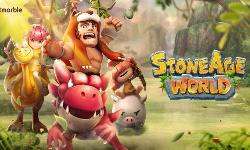 StoneAge World อัปเดตเนื้อหาใหม่ ฐานลับของหัวขโมย