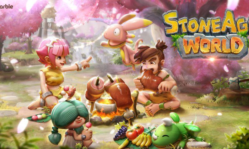 จักรกลบุก StoneAge World ปล่อยอัปเดตแรกออกมาแล้ว