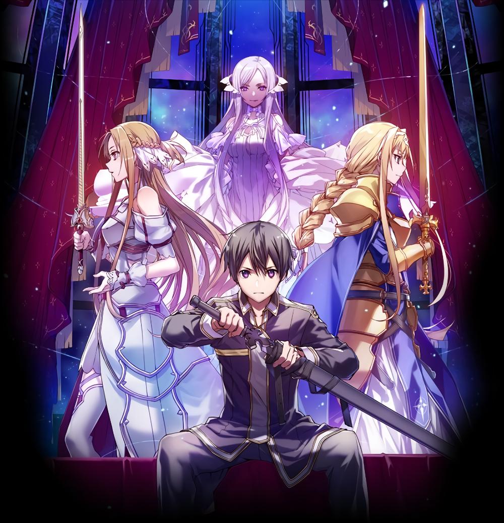 Sword Art Online 172020