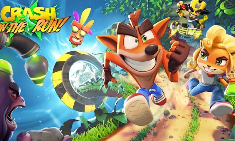 Crash Bandicoot: On the Run เปิดให้ลงทะเบียนเตรียมวิ่งบนสโตร์ไทยเร็วๆ นี้