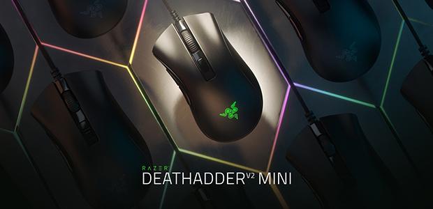 พาส่อง DEATHADDER V2 MINI เมาส์รุ่นเล็กจากค่ายงูเขียว Razer