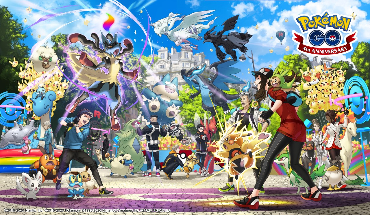 pokemon go fest2020