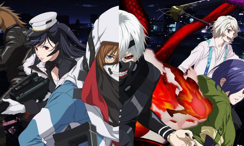 สายดาร์กมาเอง Knives Out จัดดึง Tokyo Ghoul มาลงสนาม Battle Royale