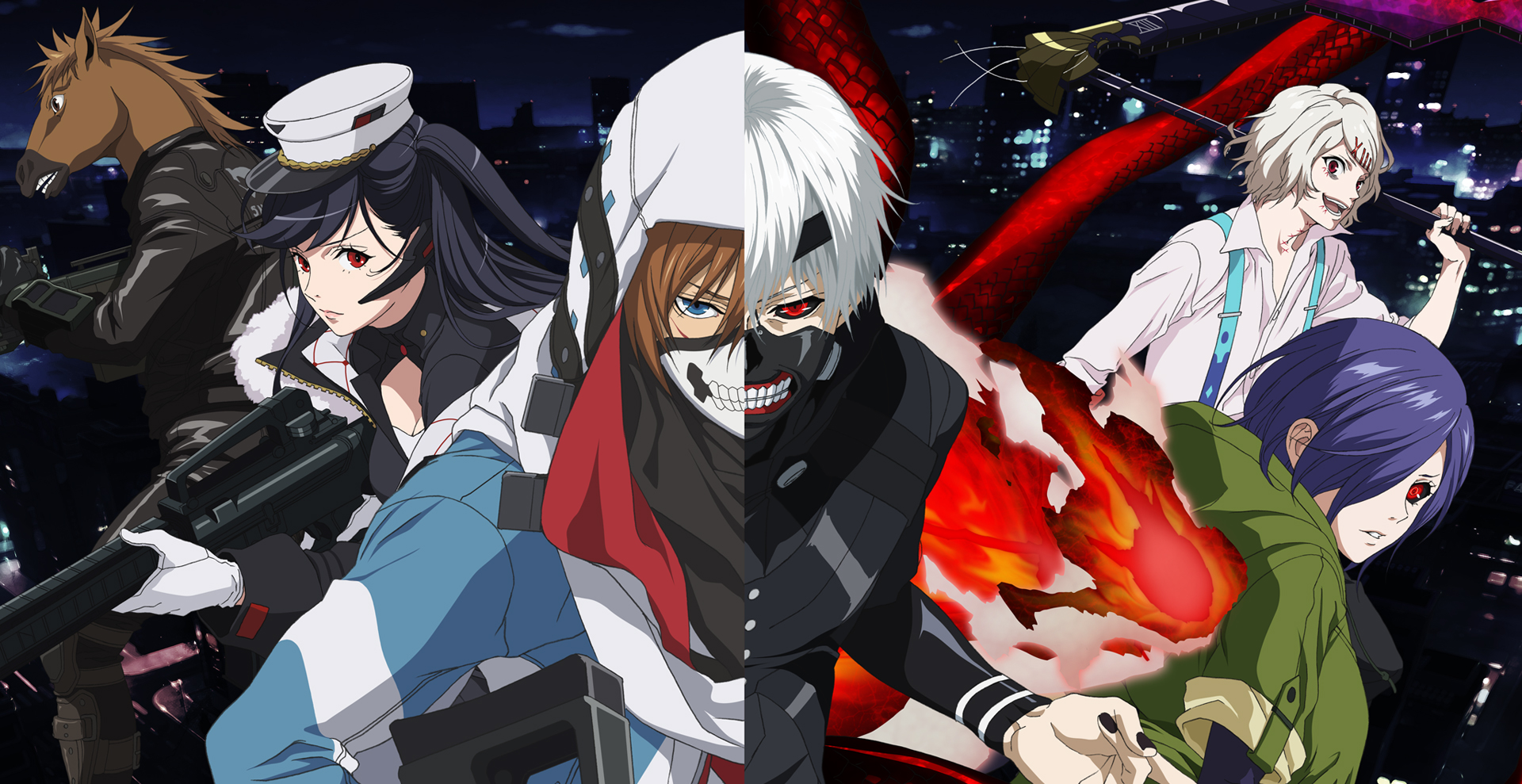 tokyo Ghoul Knives Out 272020 1
