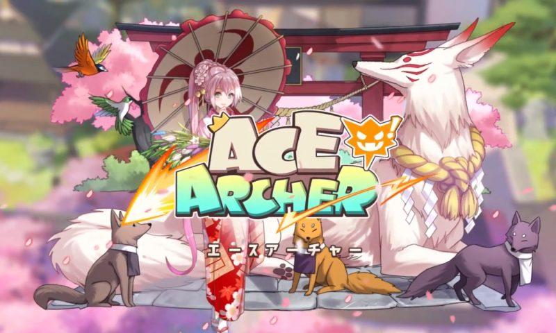 Ace Archer เกมมือถือแนว Shooting RPG โมเอะเปิดให้บริการ