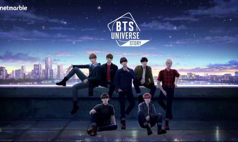 เกมมือถือ BTS Universe Story เปิดให้ลงทะเบียนล่วงหน้าแล้ววันนี้
