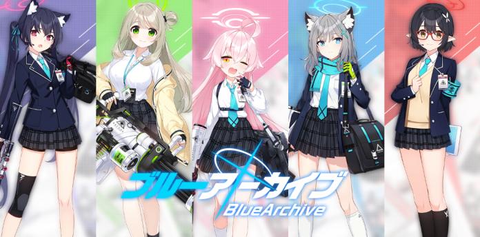 Blue Archive 1082020 1