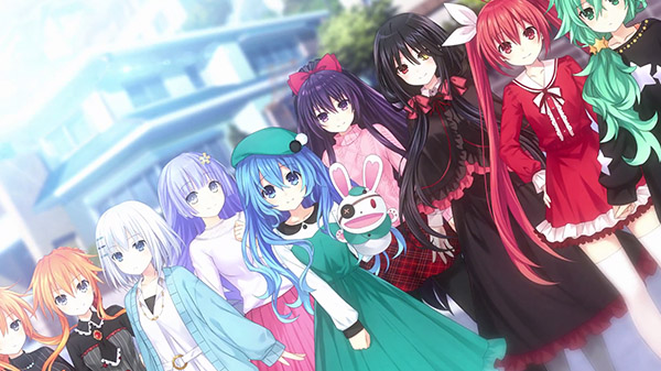 Date A Live Ren Dystopia 08 03 20