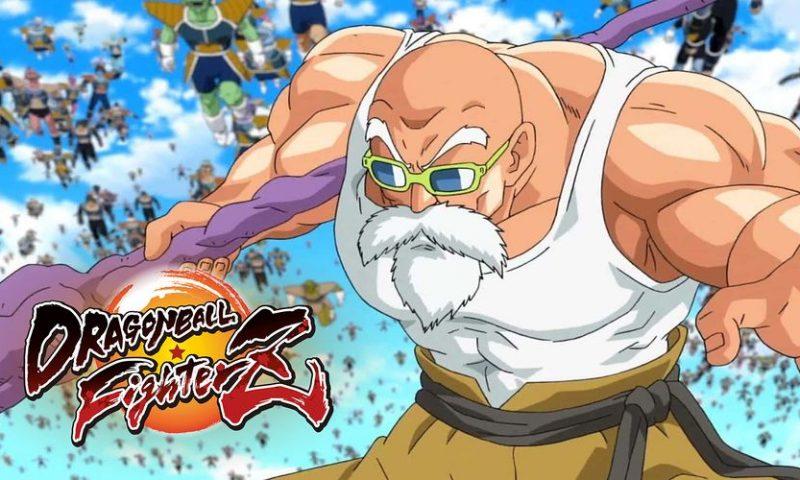 ต้นฉบับความลามก Dragon Ball Fighter Z เพิ่มผู้เฒ่าเต่าลงในเกม