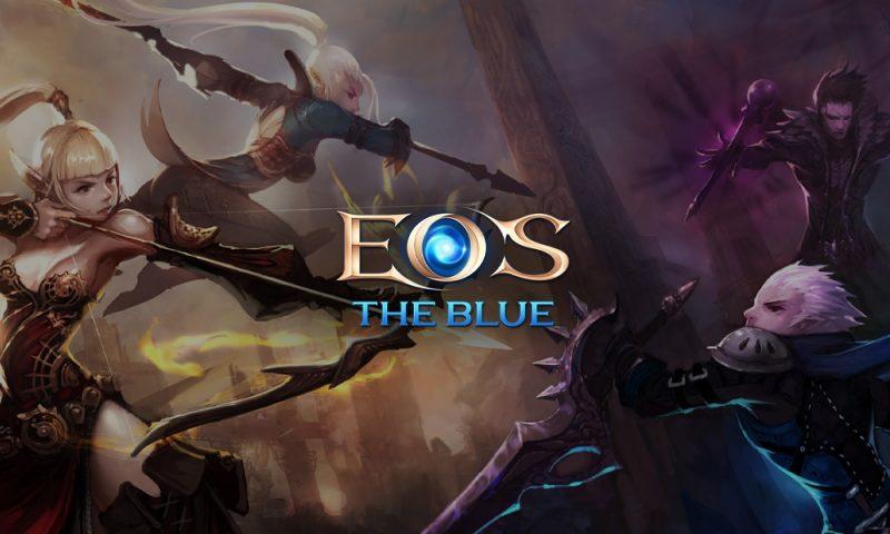 เริ่มออกเดินทางได้ใน EOS: The Blue เกมออนไลน์ MMORPG