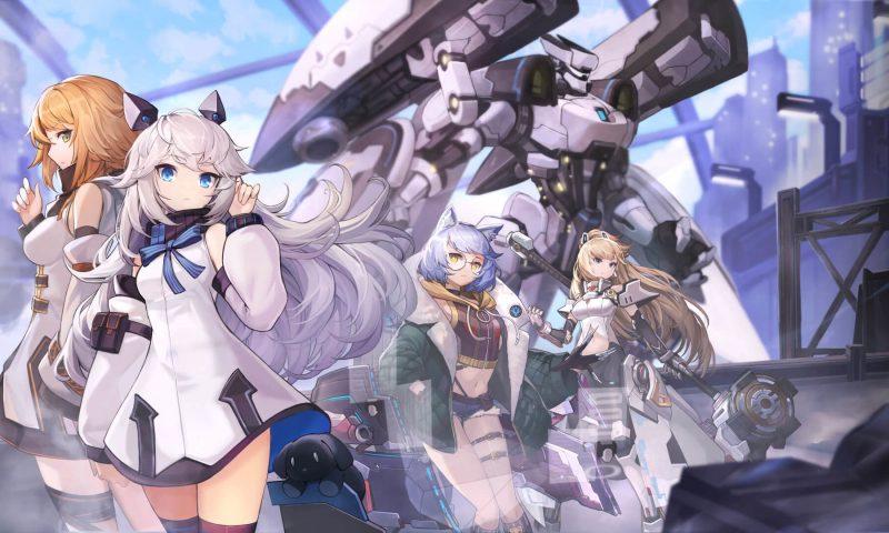 Final Gear เกมมือถือ RPG สไตล์ Mecha x Girl ตะลุยแดนปลาดิบ