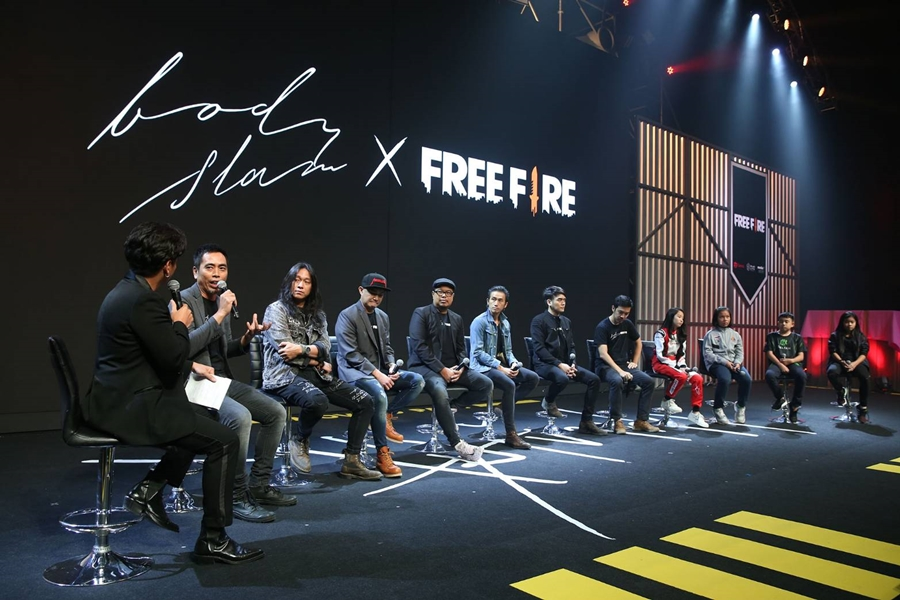 Free Fire x Bodyslam 682020 3