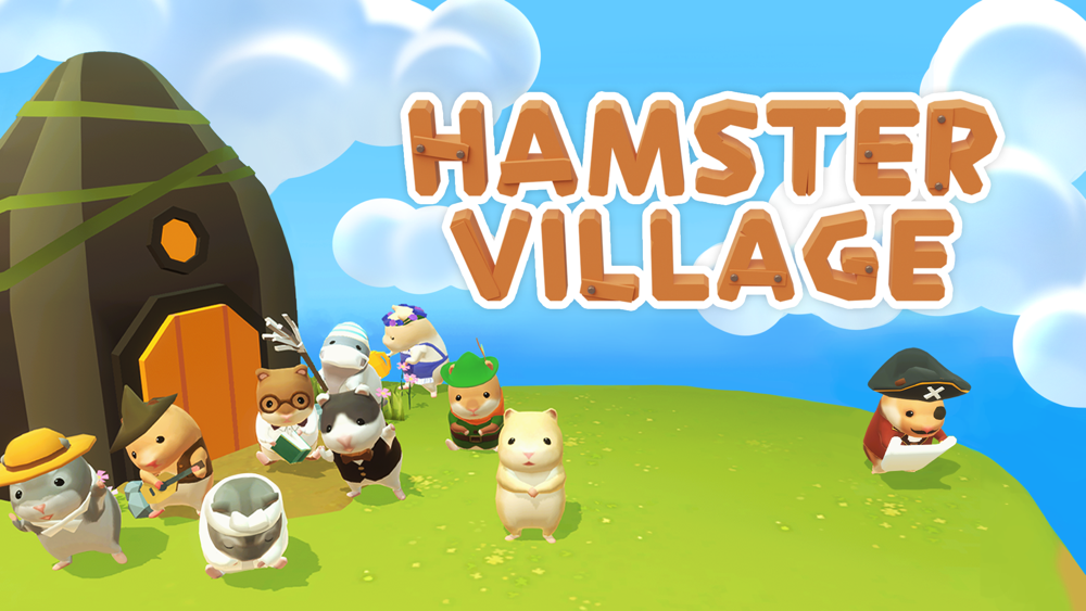 Hamster Village 150863