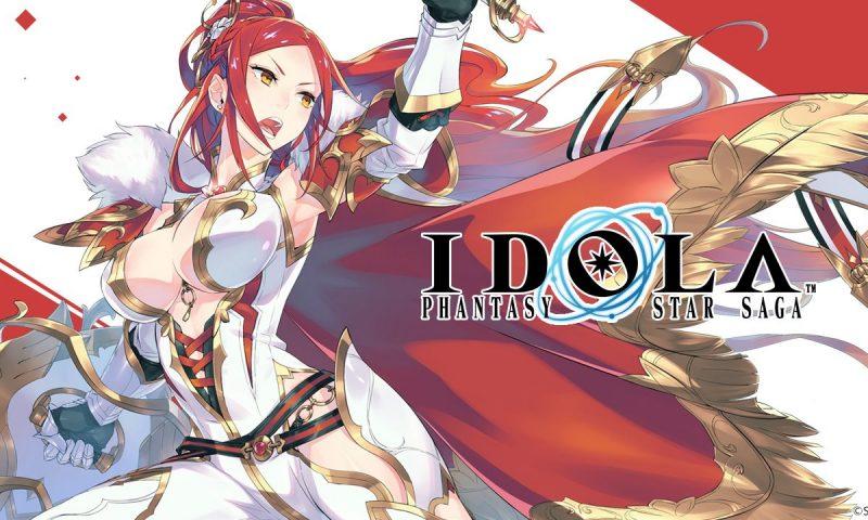 Idola Phantasy Star Saga เปิดให้ลงทะเบียนล่วงหน้าเตรียมเปิด OBT