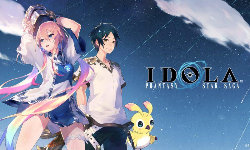 Idola Phantasy Star Saga จากซีรี่ส์เกมชื่อดังเปิดให้ทดสอบ CBT