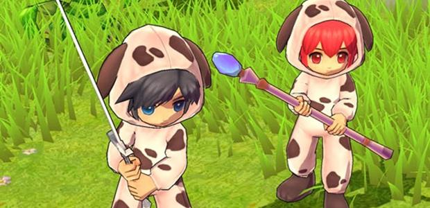 LUNA M X THAI CHONG แจกชุดคอสตูมน้องวัวน้อยฟรีทุกไอดี
