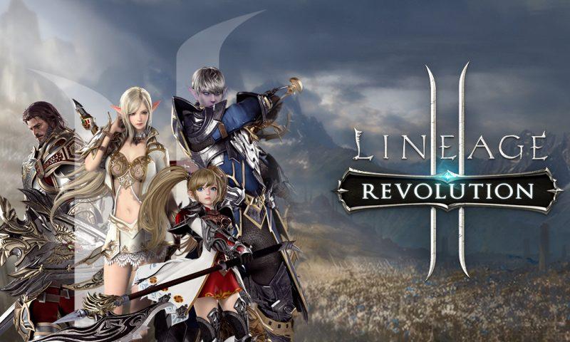 Lineage 2: Revolution เพิ่มศึกนองเลือดปราสาทอาเดนและอัปเดตใหญ่