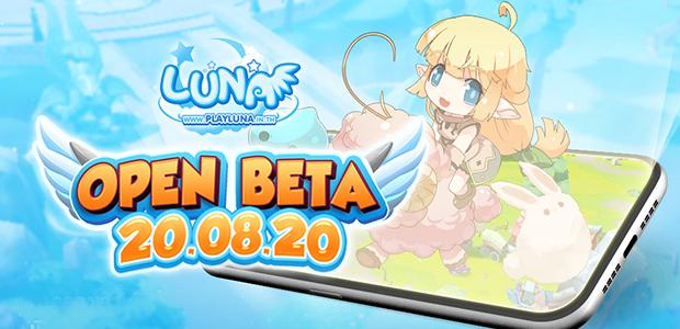 ส่งมอบความใส Luna M เกมมือถือ MMORPG เปิดให้บริการแล้ววันนี้
