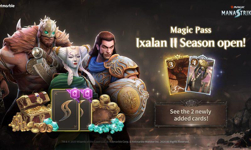 MAGIC: MANASTRIKE พบกับ Magic Pass ใหม่ล่าสุด อิกซารัน