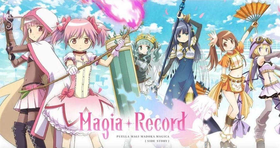 Magia Record 3182020 2