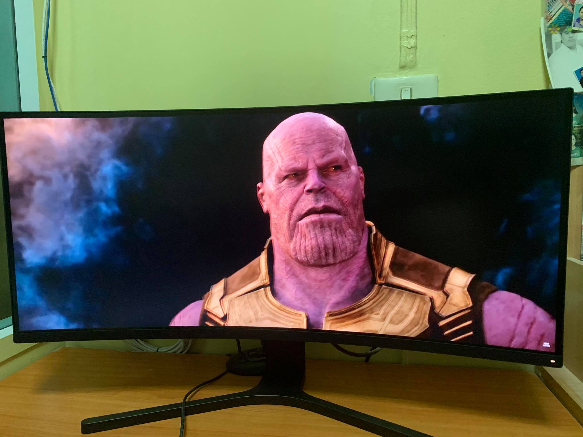 Mi Curved Gaming Monitor 1182020 13