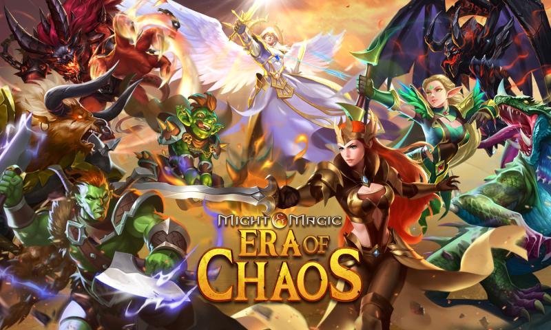 เปิดแล้วจ้า Might & Magic: Era of Chaos เกมวางแผนสุดแฟนตาซีบนสโตร์ไทย