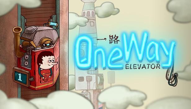 One Way The Elevator 150863
