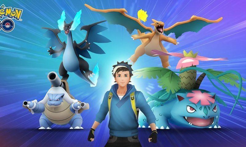 Pokémon Go อัปเดตฟีเจอร์ใหม่ Mega Evolution แล้ววันนี้