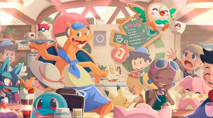 มาแรง Pokemon Cafe Mix เกมคาเฟ่โปเกมอนยอดดาวน์โหลดทะลุ 5 ล้าน