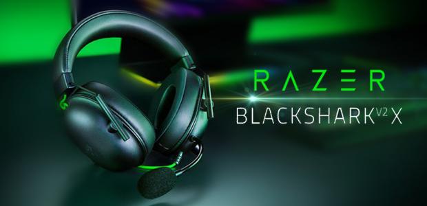 Razer BlackShark V2 X Banner