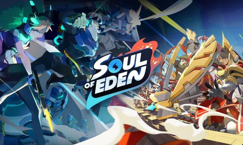 Soul of Eden เกมแนววางแผนภาพการ์ตูนสุดแบ๊วเปิดให้ลงทะเบียน