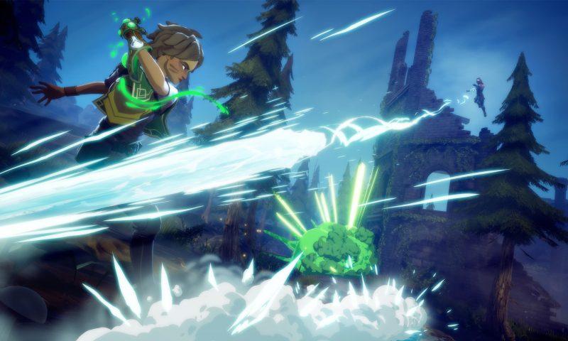 Spellbreak เกมแนว Battle Royale ในธีมจอมเวทย์ไอดีเดียวเล่นได้ทุกเครื่อง