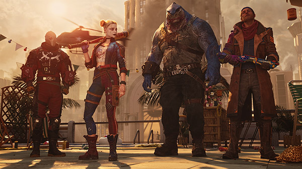 เปิดตัวทีมวายร้าย Suicide Squad: Kill The Justice League อย่างเป็นทางการ