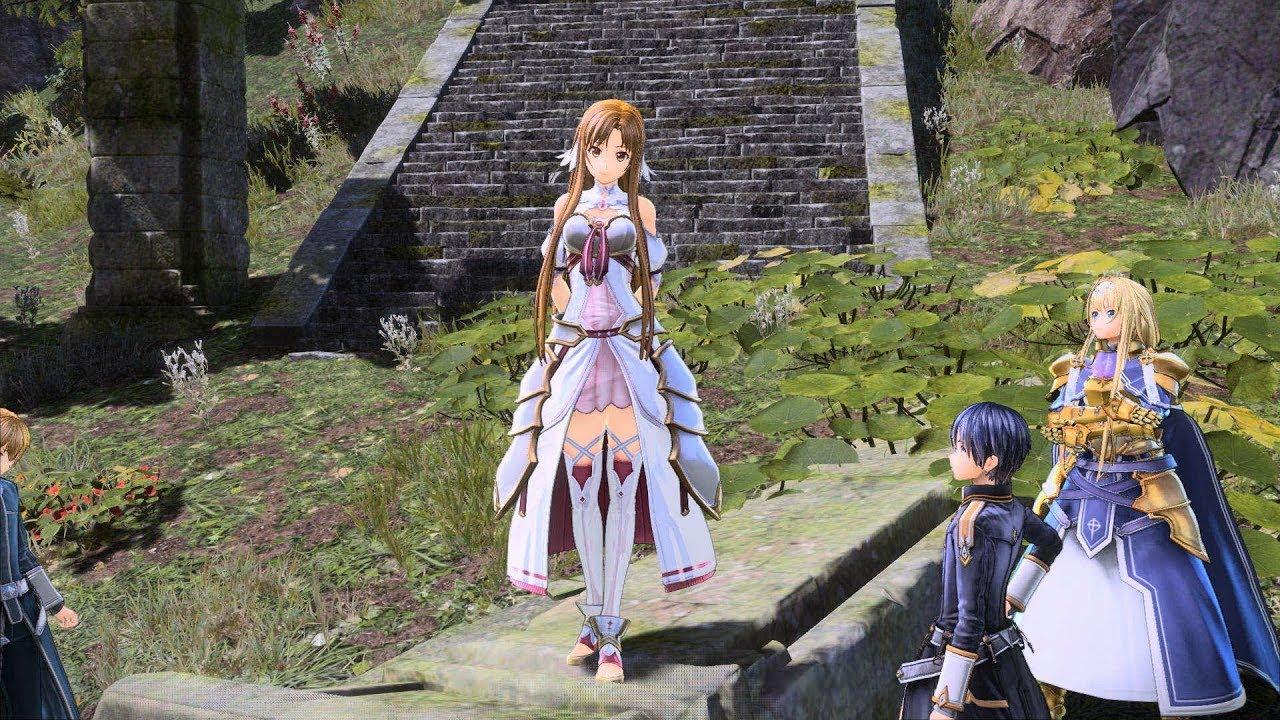 Sword Art Online Alicization 1182020 3