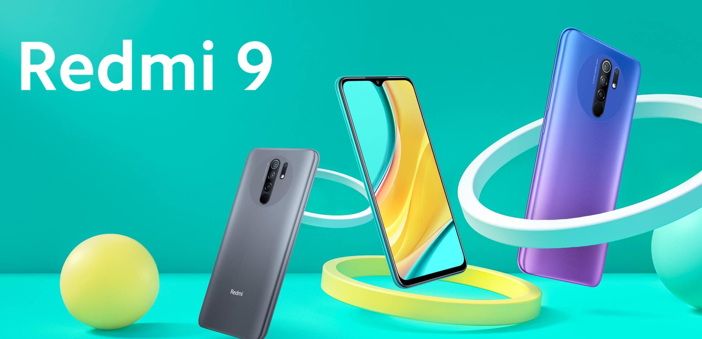 Xiaomi Smartphone Redmi 9 Content1